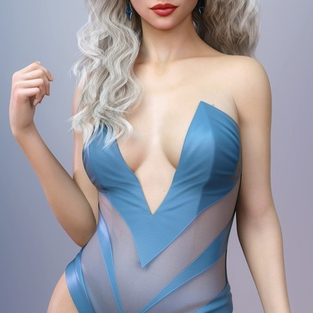 Tianna For Genesis 8 Female