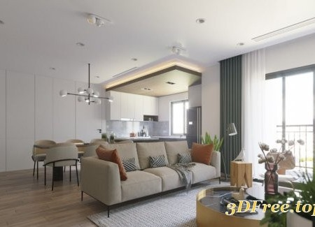 Kitchen – Livingroom 23