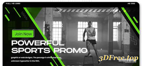 Videohive National Sports Promo 30505582