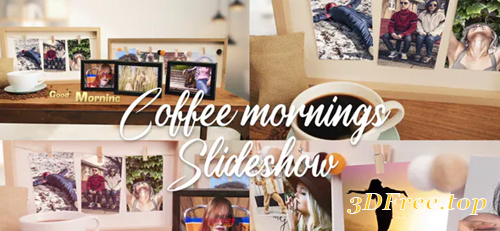 Videohive Coffee Morning Openers 30474695