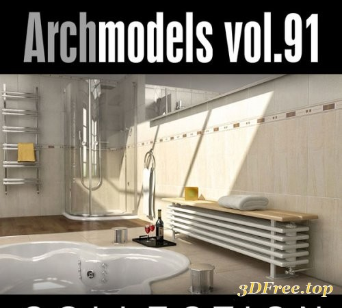 Evermotion - Archmodels vol. 91
