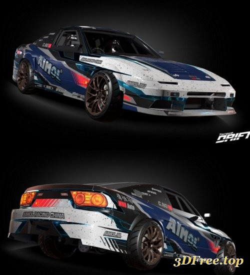 Torque Drift – Charles NG Livery