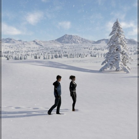 Easy Environments: Winter II
