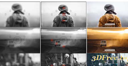 Videohive Photography Slideshow 13066275