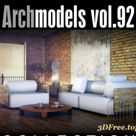 Evermotion - Archmodels vol. 92