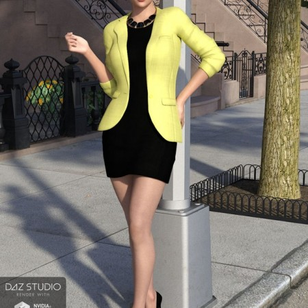 City Chic Too for Genesis 3 Female(s)