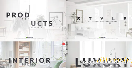 Videohive Product Interior 22873668
