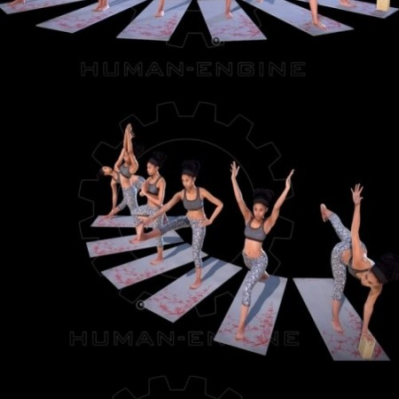 Human Engine – Yoga 001 Bundle