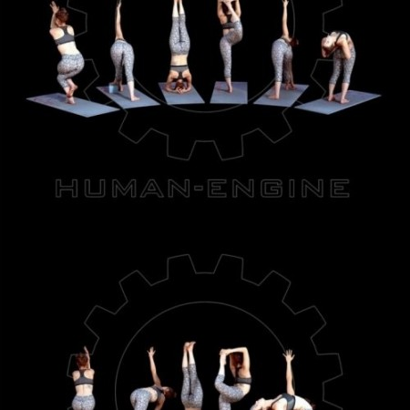 Human Engine - Yoga 004 Bundle