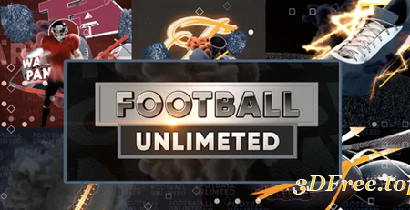 Videohive Football Unlimited Promo Opener 28002483