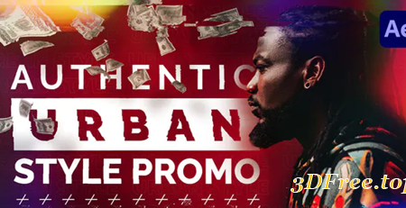 Videohive Authentic Urban Style Promo 30247090