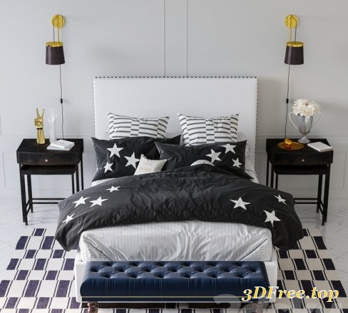 Pottery Barn The Emily Meritt bedroom collection