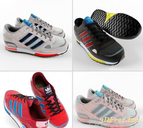Adidas zx 750 running shoes