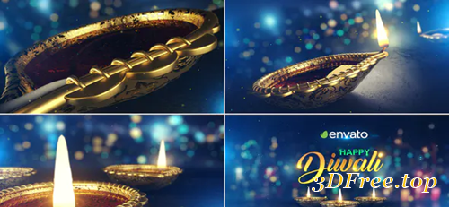 Videohive Diwali Wishes 24900160