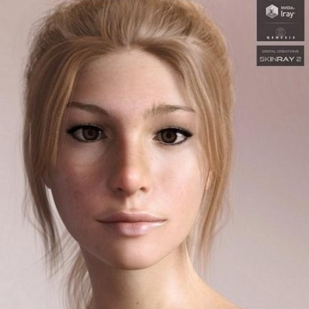 Anatomically Correct Taylor for Genesis 3 and Genesis 8 Female