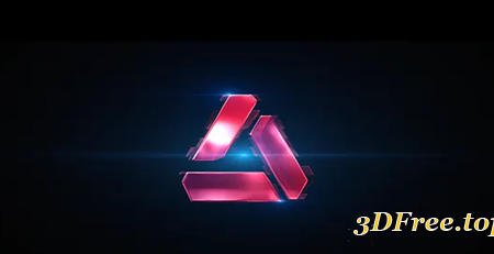 Videohive Power Glitch Logo 23406594