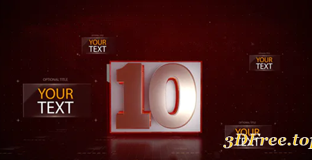 Videohive Top 10 24779382