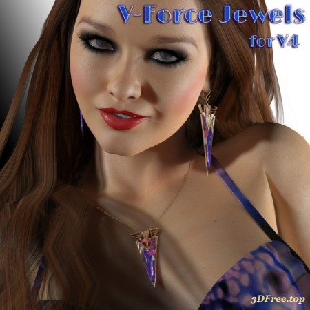 V-Force Jewels for V4