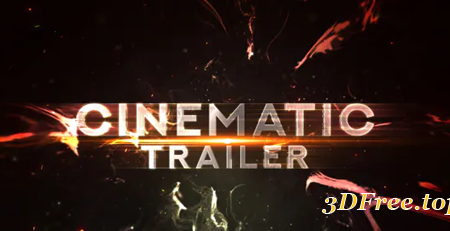 Videohive Cinematic Trailer 7 21013753