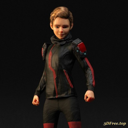 Almar Outfit for Genesis 8 Male dforce Daz Studio