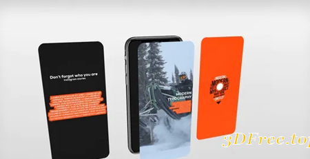 Videohive New Instagram Stories 22280807