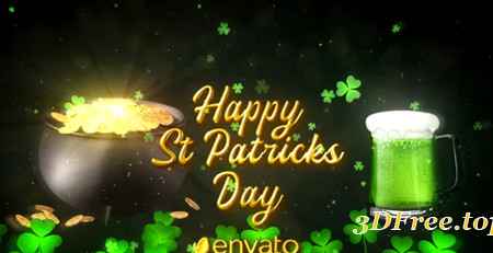 Videohive St. Patrick's Day Wishes 30928037