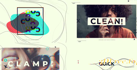 Videohive Stylish And Dynamic Stomp Opener 25099784