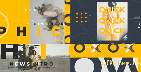 Videohive News Intro V 0.4 25555322