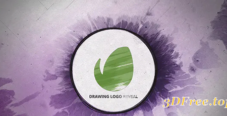 Videohive Drawing Logo Reveal 20878100
