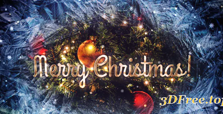 Videohive Christmas Slideshow 21081734