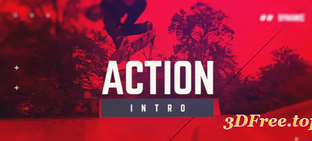 Videohive Action Intro 21325382