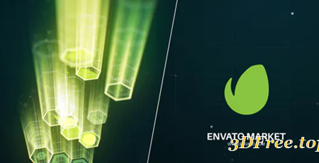 Videohive Hi-Tech Logo Reveal 21343208