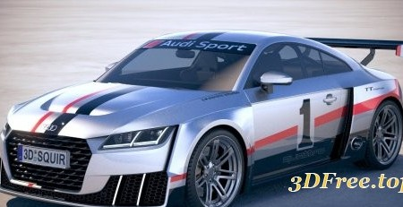 Audi TT RS Clubsport Turbo 2017