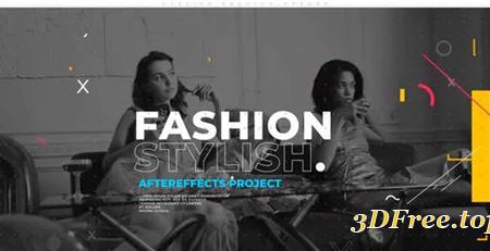 Videohive Stylish Fashion Opener 31189055