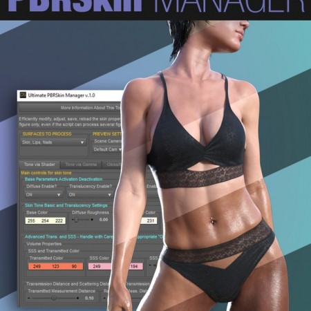 Ultimate PBRSkin Manager
