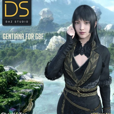 Gentiana For G8F