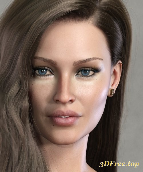 Rosamond HD for Genesis 8.1 Female