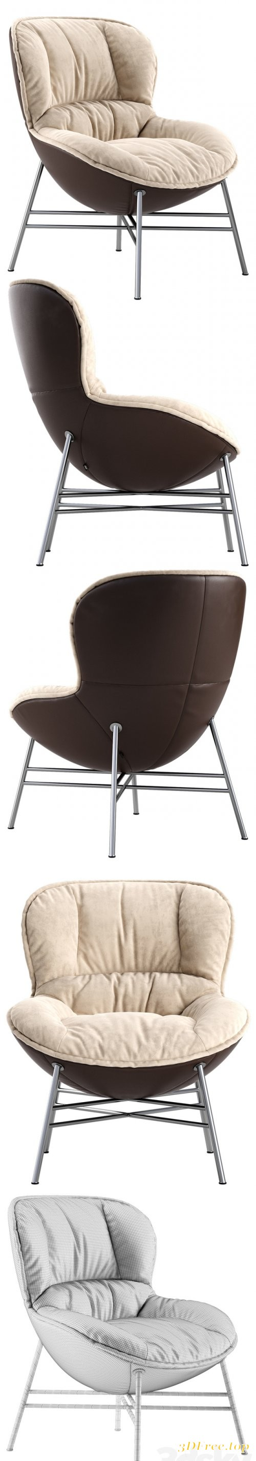 Ditre italia Softy armchair