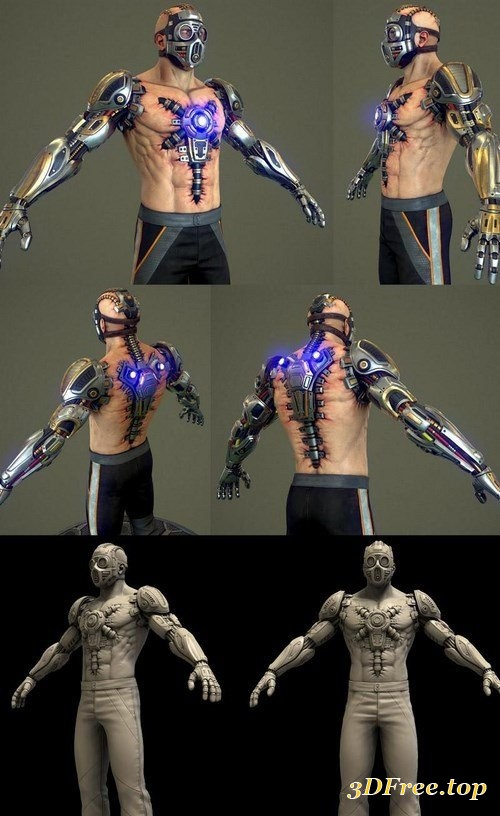 Cyborg Fighter