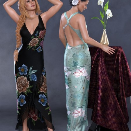 Leisure Time Textures for Floral Fiesta Outfit