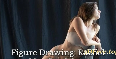 Gumroad – Figure Drawing: Rachel - Reference Pictures for Creators