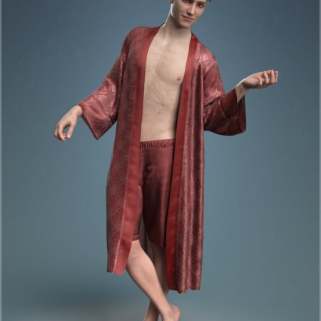 dForce - Siesta Outfit for Genesis 8 Male