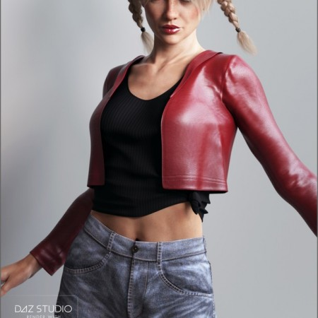 dForce Dallas Closet for Genesis 8 Female(s)