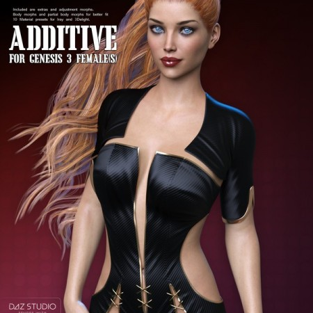 Additive for Genesis 3 Female(s)