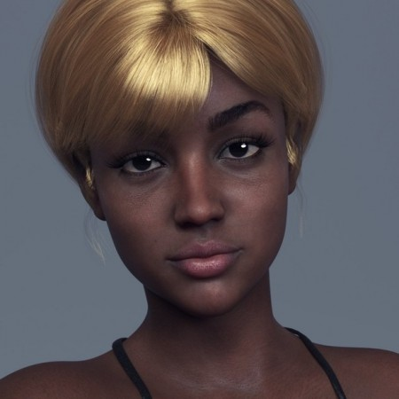 An Hair for Genesis 8 Females